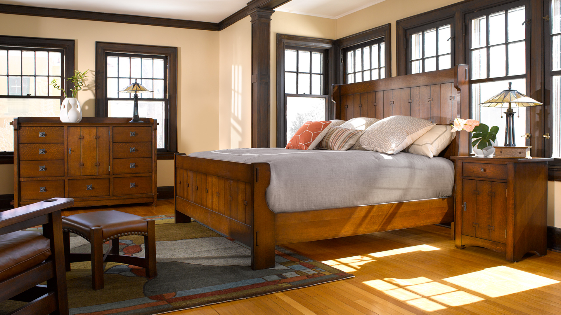 Antonino Barbagallo Photographer Bedroom Furniture From Stickley Furniture